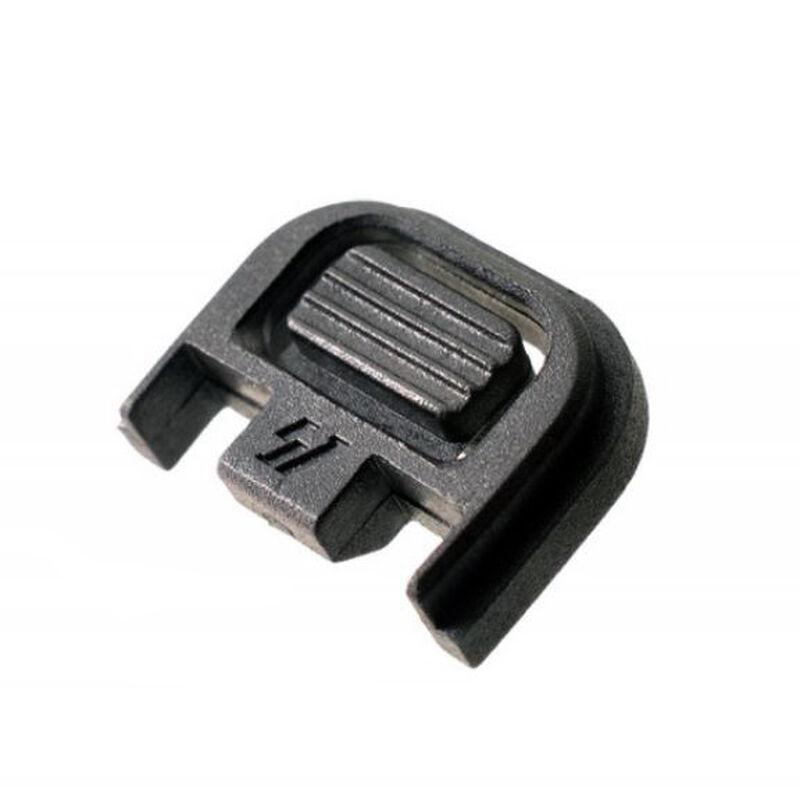 Strike Industries PolyFlex Slide Plate For Glock in Black  SI-PolyFlex-GSP-17&19