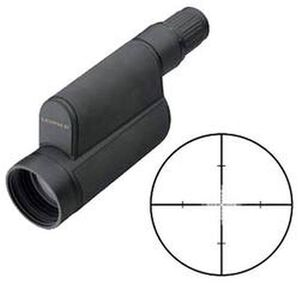 Mark 4 20-60x80mm Black Spotting Scope TMR Reticle
