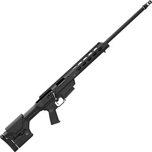 "Remington 700 Tactical Chassis .338 Lapua Bolt Action Rifle 26"" Barrel 5 Rounds MDT Chassis Magpul Stock Cerakote Black"