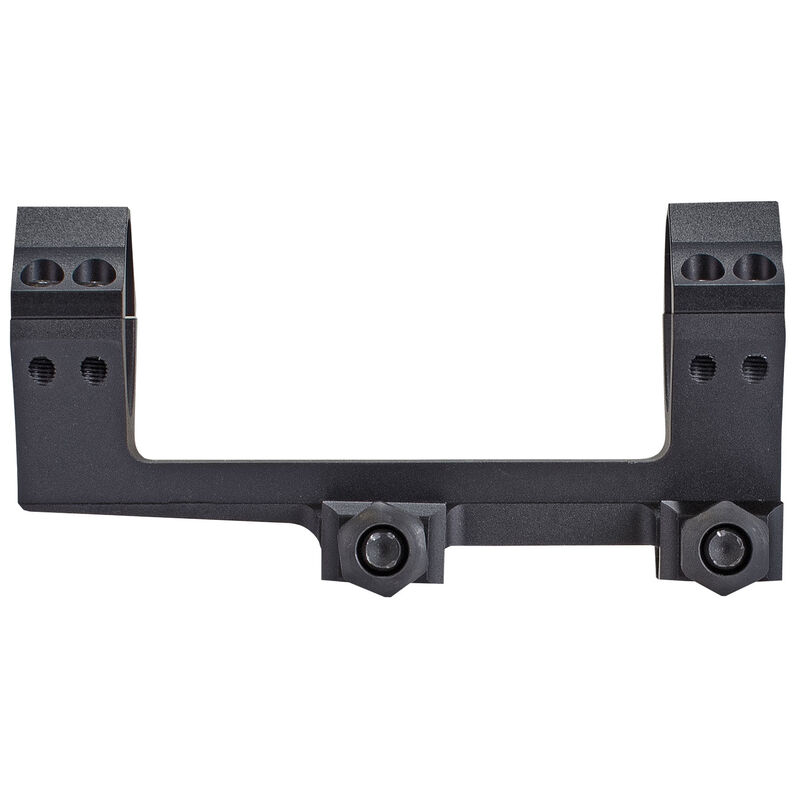 SIG Sauer Alpha 2 One Piece Scope Mounting System Picatinny Mount 34mm Diameter No Bias Integral Scope Ring For AR-15 Flat Tops Aluminum Matte Black
