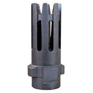 Gemtech Quickmount Flash Hider .308 Win/7.62 NATO 5/8-24 TPI Steel Black QM-HVT-FH