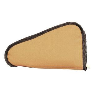 "Uncle Mike's Ballistic Nylon Single Pistol Rug Tan 10"" 42110"