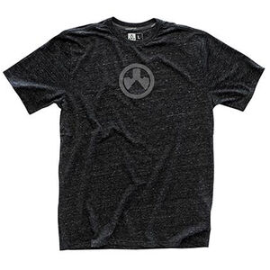 Magpul Men's Megablend Icon Tee Shirt Cotton/Poly XL Charcoal MAG663-011-XL