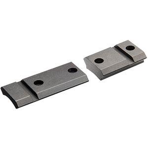 Nikon S-Series Scope Base Thompson Center Two Piece Steel Matte Finish 16160