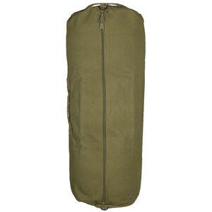 5ive Star Gear Standard Canvas Zipper Duffle Bag Olive Drab