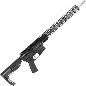 "Radical Firearms 6.5 Grendel AR-15 Semi Auto Rifle 16"" Barrel 15 Rounds 15"" Free Float M-LOK RPR Handguard MFT Minimalist Collapsible Stock Black"