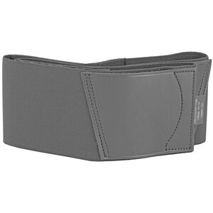 Galco Underwraps 2.0 Belly Band Holster Right Hand Black Large