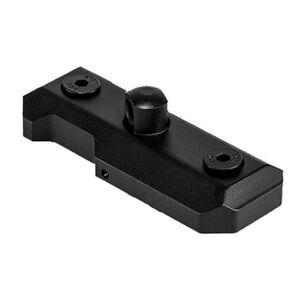 NcSTAR KeyMod Bipod Mount/Sling Swivel Stud Aluminum Black
