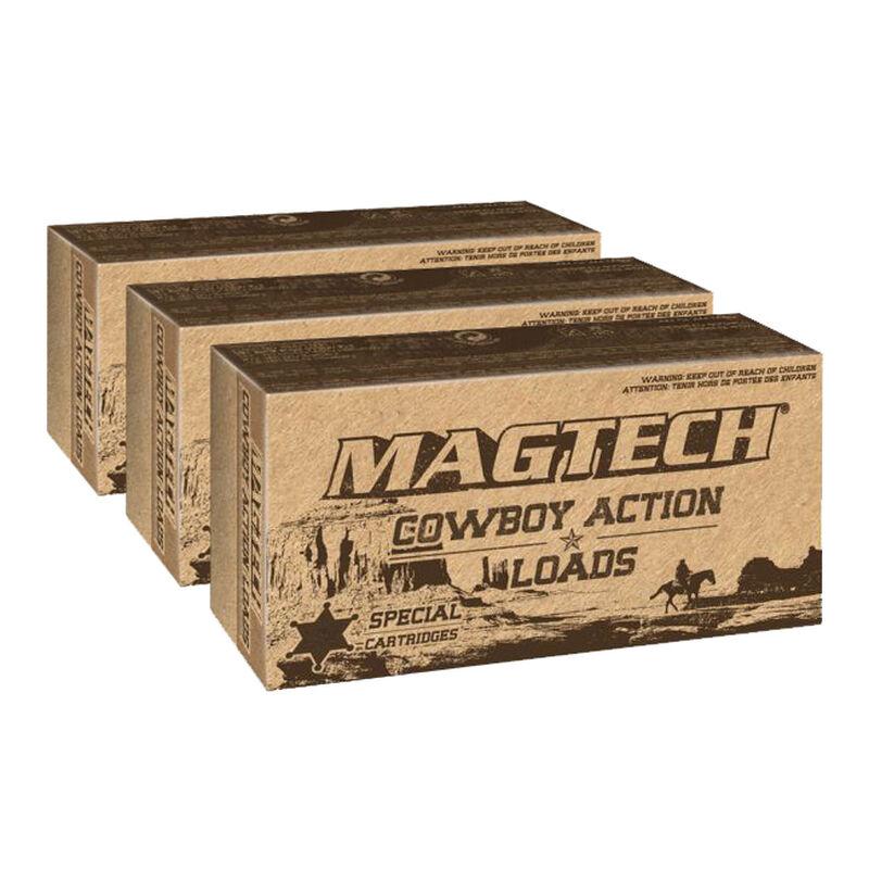 Magtech .44-40 Winchester Cowboy Ammunition 1000 Rounds, LFN, 225 Grains