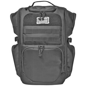 Evolution Outdoor Tactical 1680 Series Tactical Backpack 1680 Denier Polyester Construction Black