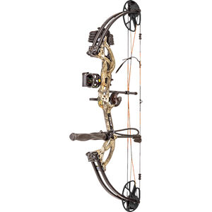 Bear Archery Cruzer G2 Compound Bow Right Hand 315 FPS Realtree Edge