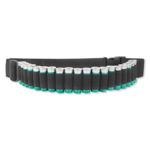 Bulldog Cases Adjustable Shotgun Shell Belt 20 Shells Nylon Black WABS