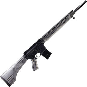 "Alexander Arms Classic Hunter .50 Beowulf AR-15 Semi Auto Rifle 16.5"" Threaded Barrel 7 Rounds Pepper Laminate Furniture Black Finish"