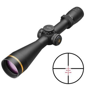 Leupold VX-6HD 3-18x50 Riflescope Illuminated Boone & Crockett Reticle 30mm Tube .25 MOA Adjustments Second Focal Plane Aluminum Matte Black
