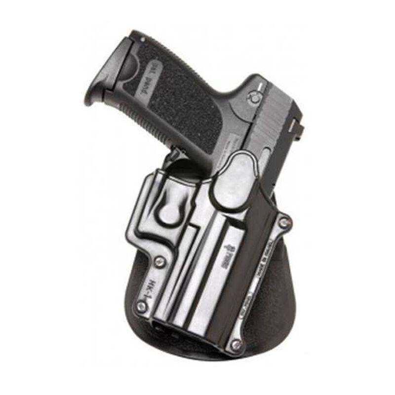 Fobus Paddle Holster H&K/Ruger/Taurus/Walther Left Hand Polymer Black HK1LH