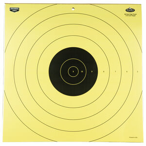 "Birchwood Casey Dirty Bird 100 Yard High Power 17.75"" Target Contrasting Colors 5 Targets"