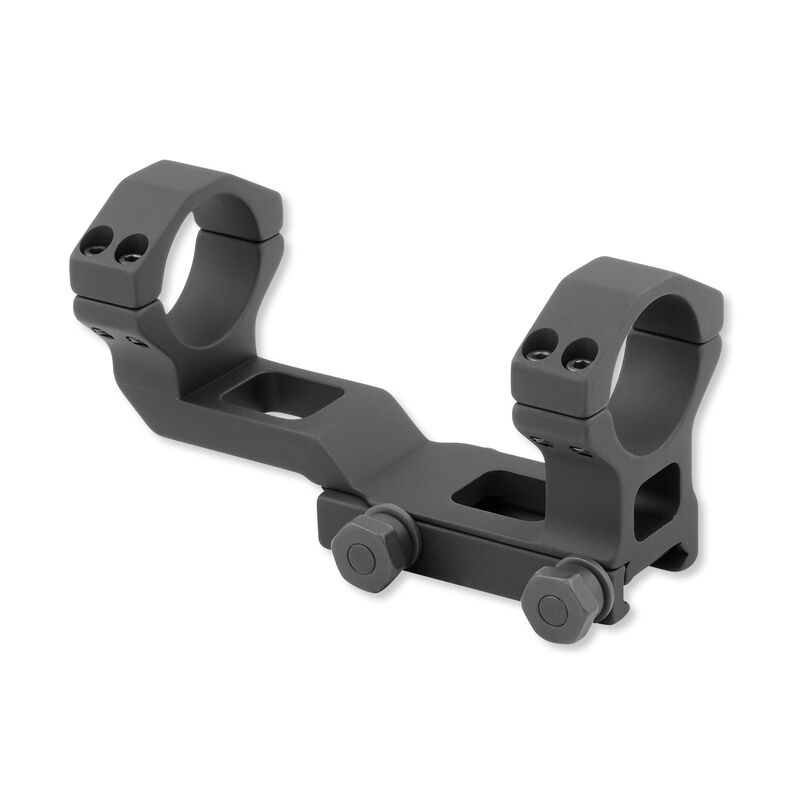 GG&G AR15 SPR Bolt On Scope Mount 30mm B-Comp Rings Picatinny Black
