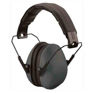 Champion Traps and Targets Slim Ear Muffs Passive 21 dB Black 40971