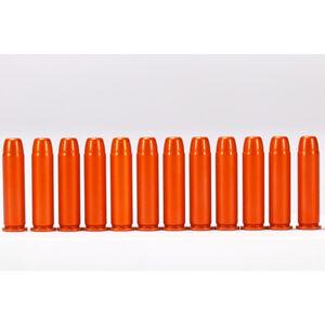 A-Zoom .357 Magnum Orange Snap-Cap Twelve Pack