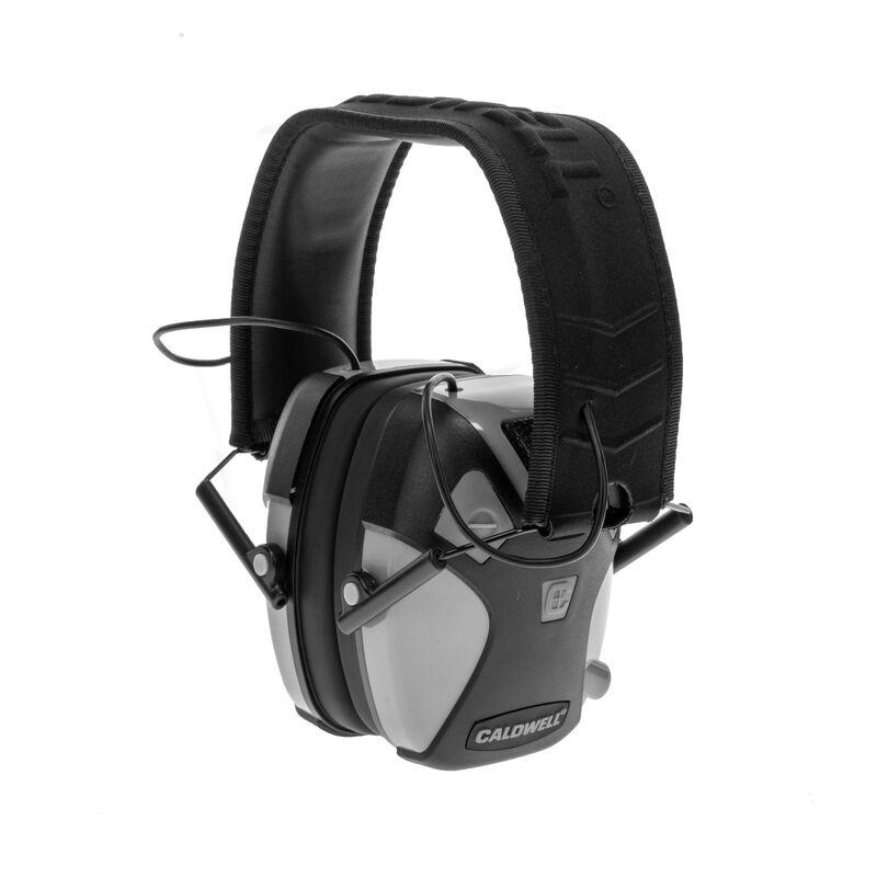Caldwell E-Max Pro Electronic Earmuffs 23dB NRR Grey 1099602