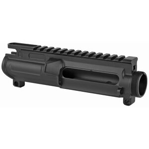 2A Armament Palouse-Lite AR-15 Stripped Upper Receiver Forged from 7075-T6 Aluminum Hard Coat Anodized Matte Black