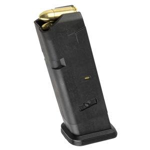 Magpul PMAG GL9 Magazine for GLOCK 9mm Luger Platforms 10 Rounds Polymer Black