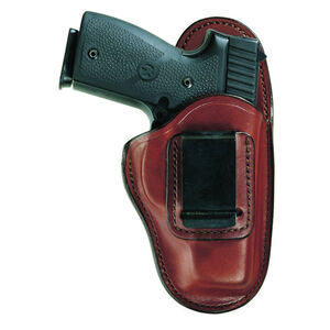 Bianchi Model 100 Professional Taurus 415T Inside Waistband Holster Left Hand Leather Tan 19833