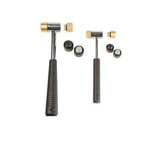 Wheeler Engineering Master Gunsmithing Interchange Hammer Head Set 11 pieces