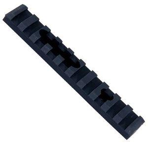ERGO Ten Slot Picatinny AR-15 Rail Polymer Black 4751