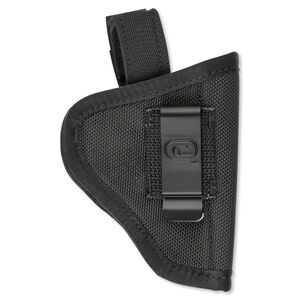"""Crossfire Shooting Gear Undercover Sub Compact 2"""" 2.5"""" Ambidextrous IWB/OWB Holster Nylon Black"""