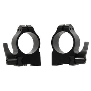 Warne Maxima Tikka Quick Detach Scope Rings 30mm Medium Matte Black
