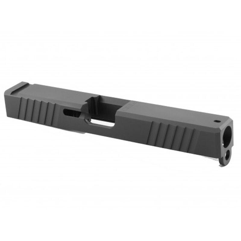 Polymer 80 GLOCK 17 Gen3 Compatible Standard Slide 17-4 Stainless Steel Black PVD Finish