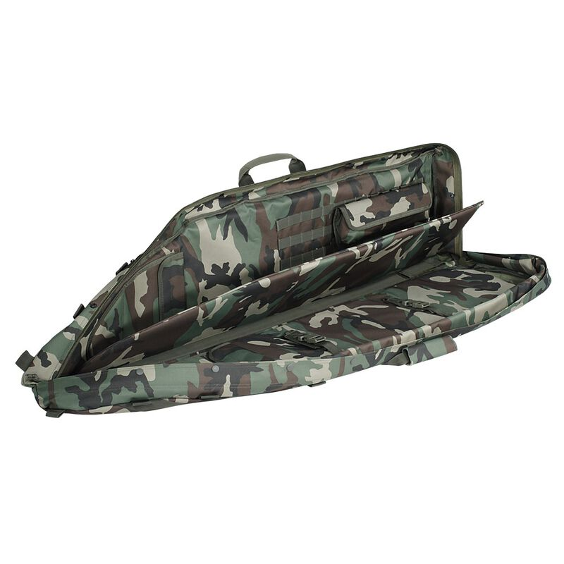 """Voodoo Tactical Ultimate Drag Bag 53"""" Overall Length Rugged Pack Cloth Construction Army Digital"""
