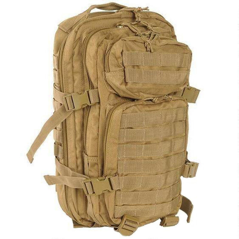 MIL-TEC Coyote Small Assault Pack 14002005