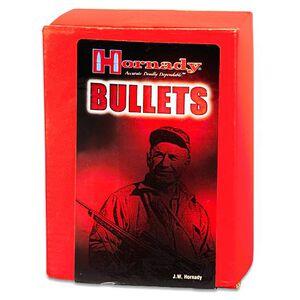 "Hornady .22 Caliber .224"" Diameter 55 Grain Flat Base Soft Point Cannelured Bullet 100 Count 2266"