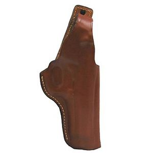 Hunter 5020 Smith and Wesson 4046 Pro-Hide High Ride Belt Holster Right Hand Leather Burnished 5020