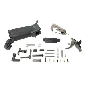 BCM GUNFIGHTER AR-15 Enhanced Lower Parts Kit Black BCM ELPK BLK