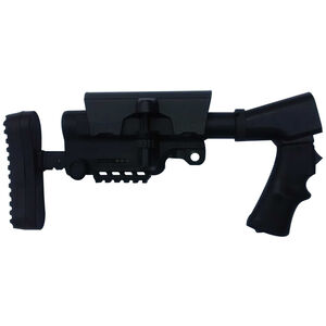 American Built Arms MOD-X Remington 7600 PAR Tactical Stock System Aluminum/Polymer Black