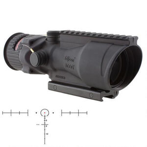 Trijicon ACOG 6x48 Scope Illuminated Red Horseshoe .308 Ballistic Reticle Black TA648-308H