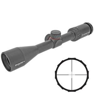 "Crimson Trace BrushLine Pro 2.5-10x42 Riflescope Plex Reticle 1"" Tube Second Focal Plane 1/4 MOA Adjustments Aluminum Matte Black"