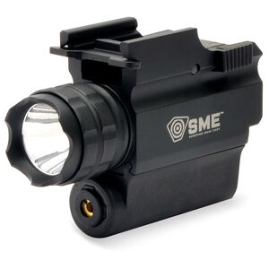 SME Compact Tactical Handgun LED Light with Laser