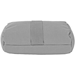 """Ulfhednar Shooting Support Pillow """"Cookie Dough"""" 3""""x7""""x8"""" Gray"""