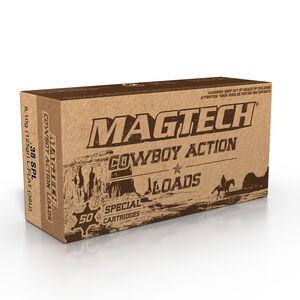 Magtech .38 Special Ammunition 1000 Rounds LFN 125 Grains 38U