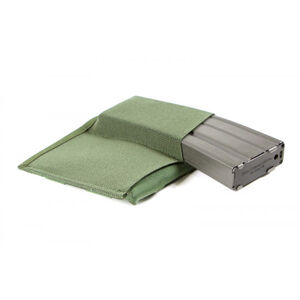 Blue Force Gear Horizontal Ten-Speed Double M4 Mag Pouch Olive Drab Green HW-TSP-M4-2-OD