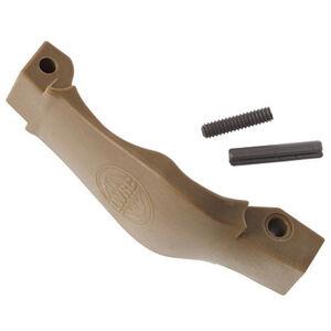 LWRC International AR-15 Advanced Trigger Guard Lightweight Glass Filled Reinforced Nylon Polymer Flat Dark Earth