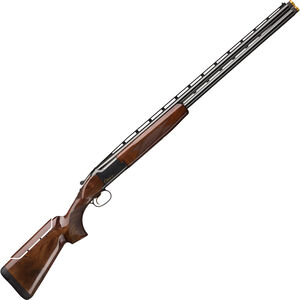 "Browning Citori CX O/U Break Action Shotgun 12 Gauge 30"" Vent Rib Barrels 3"" Chamber 2 Rounds Walnut Stock with Adjustable Comb Blued Finish"