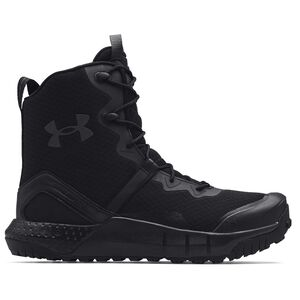 Under Armour Men's UA Micro G Valsetz Zip Tactical Boots