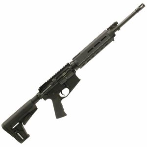 """Adams Arms P1 Semi-Automatic Piston Operated Rifle Magpul Mid-length 5.56 NATO .223 Remington 16"""" Barrel 30 rounds 6-Position Collapsible Stock Black"""