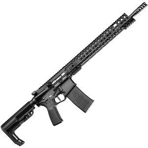 "POF USA Renegade Plus Semi Auto Rifle .223 Rem/5.56 NATO 16.5"" Barrel 30 Rounds Direct Gas Impingement System M-LOK Rail Black Finish"