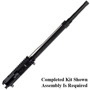 "Alexander Arms AR-15 Upper Receiver Kit .50 Beowulf 16.5"" Threaded Barrel with BCG Black"
